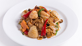 Spicy Stir fried noodle ¥1,300